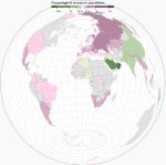 Interactive: Here's why men on earth outnumber women by 60million