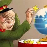 China claims territories of 23 countries, even though it only has borders with14
